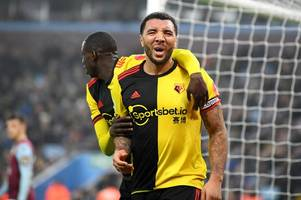 'not this time' - how aston villa ripped up troy deeney's script to topple time-wasting watford