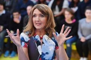 the victoria derbyshire show axed by the bbc due to costs