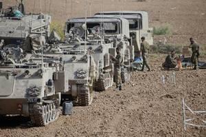 israeli soldiers kill three palestinians in gaza border attack