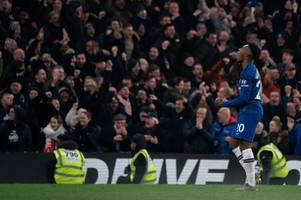 callum hudson-odoi reveals how the chelsea players reacted to their late draw with arsenal