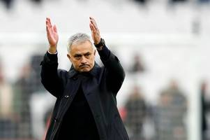jose mourinho explains whether he'll pull tottenham stars out of international friendlies