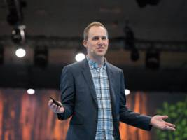bret taylor explains how he worked his way up to coo of salesforce, only a few years after selling his startup to the company for $750 million (crm)