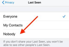 how to hide your online status on whatsapp to protect your privacy
