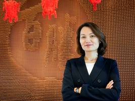 yum china ceo says her over 450,000 employees are like a family that won't be replaced by automation
