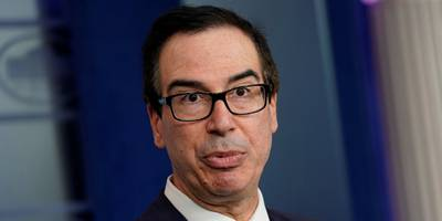 treasury secretary mnuchin keeps insisting trump's tax cuts will pay for themselves despite consistent evidence they exploded the federal deficit