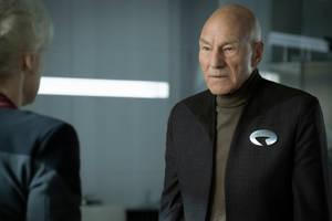 how 'logan' convinced patrick stewart he could return to 'star trek'