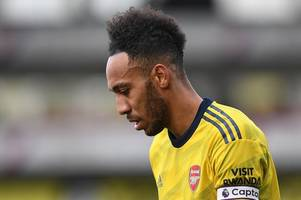 barcelona 'will attempt' to seal pierre-emerick aubameyang loan transfer from arsenal
