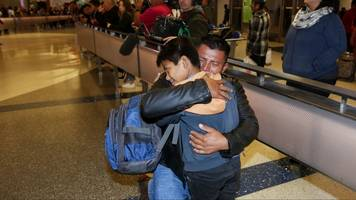 9 migrant families reunited in u.s. after 'unlawful' deportations