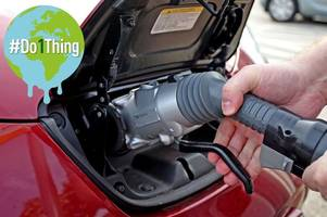 how connected is your area? how many electric car charging ports there are where you live, and where to find them