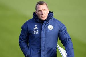 'need challenging' – brendan rodgers reveals why leicester city want to sign a centre-back
