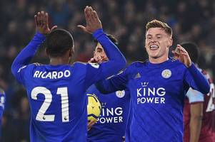 'we have a long way to go' - ricardo's message to leicester city fans over champions league dreams