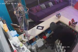 heartless thief breaks in to sutton coldfield hair salon stealing ipads and nintendos