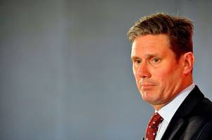 keir starmer cancels labour leadership campaign events with mother-in-law critically ill