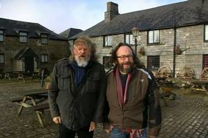 The Hairy Bikers' Pubs That Built Britain features Cornwall's famous Jamaica Inn
