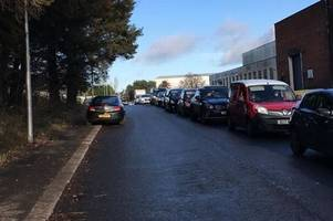 ek west councillor questions suitability of recycling centre as queues pile up