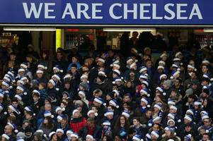 the 7 best chants the chelsea fans sing at stamford bridge and the 2 that take aim at tottenham