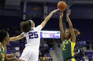 No. 2 Baylor women beat TCU 66-57 for 46th straight B12 win