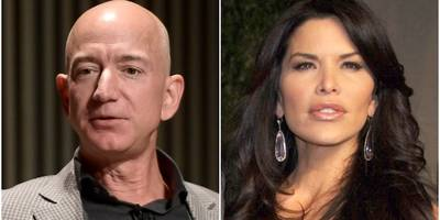 intimate photos of jeff bezos and lauren sanchez came from messages she sent to her brother, who gave them to the national enquirer, report says
