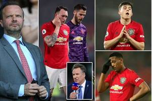 man utd decline 'sad' to watch after dismal ed woodward reign, says paul merson