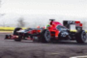 british company makes it easier to own an f1 car