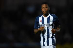 rangers open transfer talks with west brom starlet - report