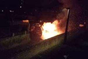 'it keeps getting worse' - couple who had two cars destroyed in arson attack say lincoln ermine is becoming an unsafe place to live