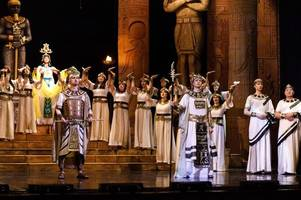 Russian State Opera returns to New Theatre Royal Lincoln with Aida
