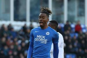 ivan toney scouted by celtic as peterborough chief sends transfer warning over striker's future