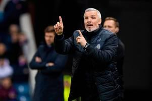 jim goodwin defends st mirren tactics despite narrow rangers defeat