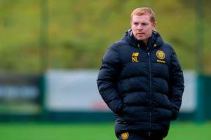 neil lennon in leigh griffiths celtic defence as boss issues plea for 'compassion'