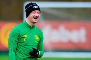 watch leigh griffiths reveal the celtic speculation inspiring his bid to shut critics up