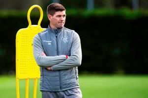 Watch Steven Gerrard's Rangers press conference in full as he details Jermain Defoe's Alfredo Morelos impact