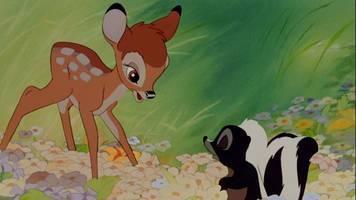 Disney's latest remake is Bambi