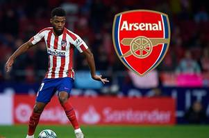 latest arsenal transfer rumours: huge lemar boost, matviyenko price tag, striker bid rejected