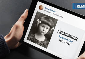 yad vashem, facebook partner to commemorate holocaust victims