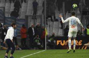 Marseille drops points in race for Champions League place
