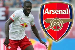 Arsenal face Dayot Upamecano transfer threat from Bayern Munich