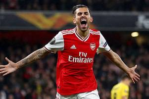 Arsenal 'turn down' Dani Ceballos transfer request amid Real Madrid return talk