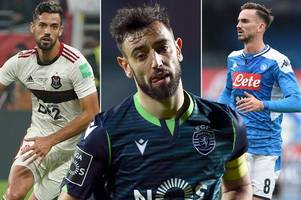 transfer news live: bruno fernandes to man utd latest plus liverpool and arsenal updates