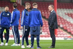 Leicester City team news - Brendan Rodgers makes wholesale changes for Brentford FA Cup clash
