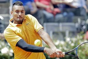 nick kyrgios sets up rafael nadal showdown at australian open