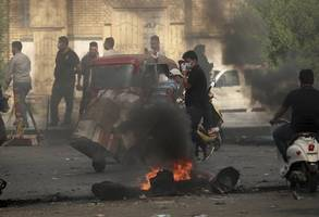 4 killed, dozens injured after iraqi security forces raid protest camps