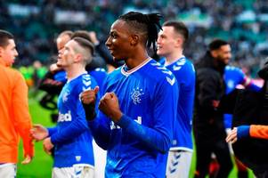 Joe Aribo explains Rangers debt to 'Uncle' Jermain Defoe as he reveals special edge from 'ruthless' fans