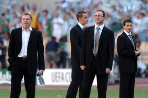 Neil Lennon reveals Celtic's Martin O'Neill inspiration as he relishes back to the future approach