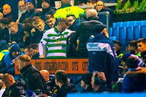 Spineless SFA could claim Celtic star Leigh Griffiths was booked in three weeks' time - Chris Sutton