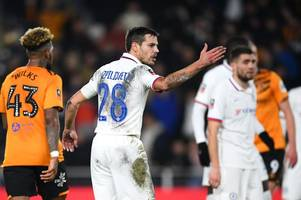 cesar azpiliceta issues warning to chelsea team-mates after fa cup victory vs hull city
