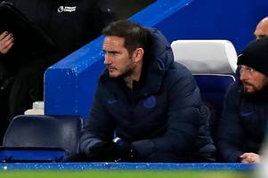 frank lampard reveals chelsea's winter break plans and how fa cup could change them