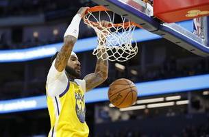dallas mavericks acquire willie cauley-stein from golden state warriors