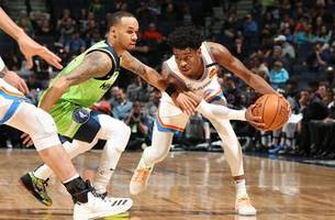 Highlights: Thunder 113, Timberwolves 104