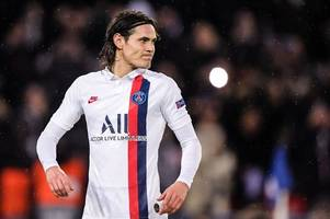 why man utd have ruled out transfer swoop for chelsea target edinson cavani